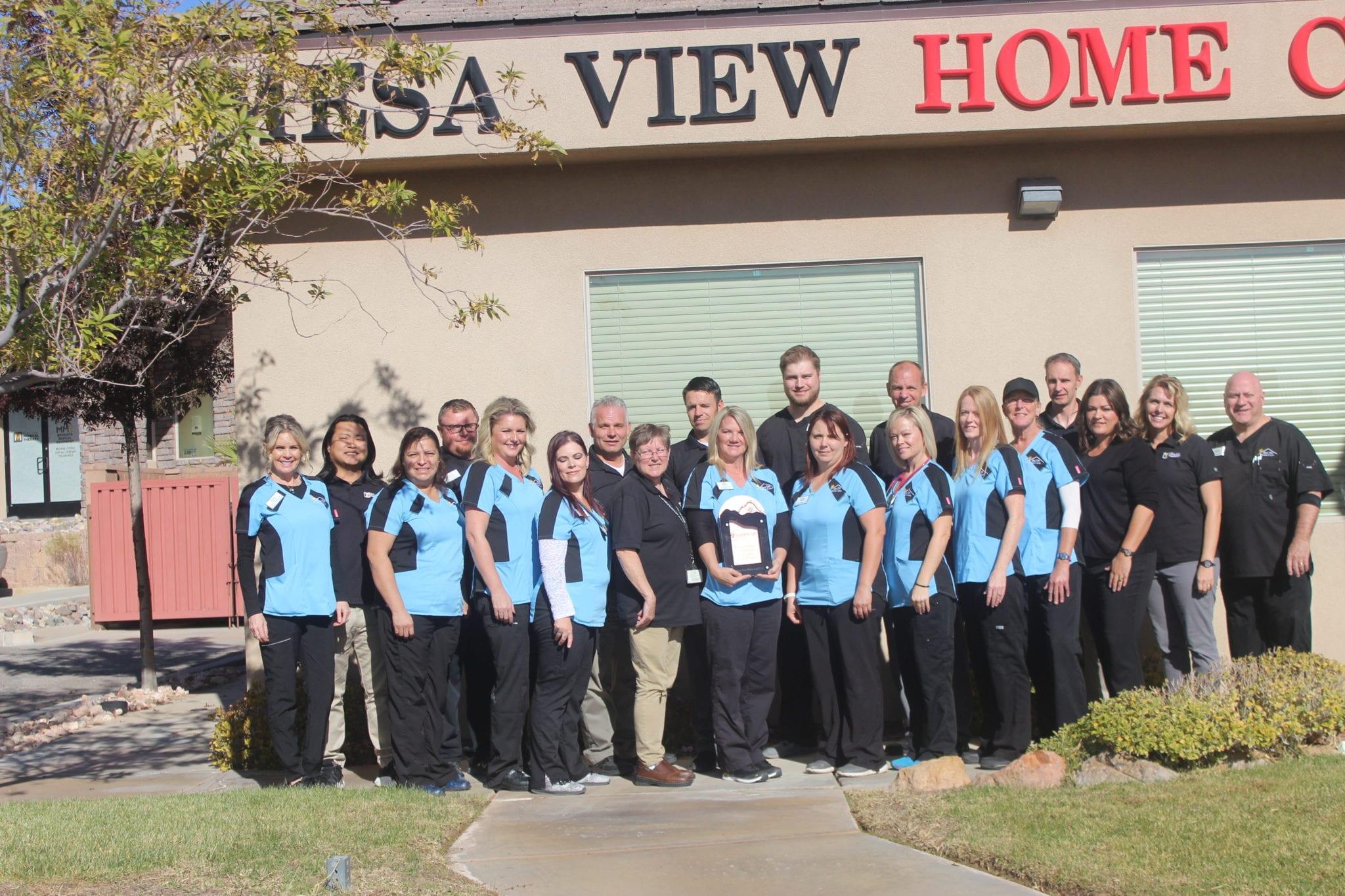 Nine Nevada Home Health Agencies Receive 2018 HealthInsight Quality Awards