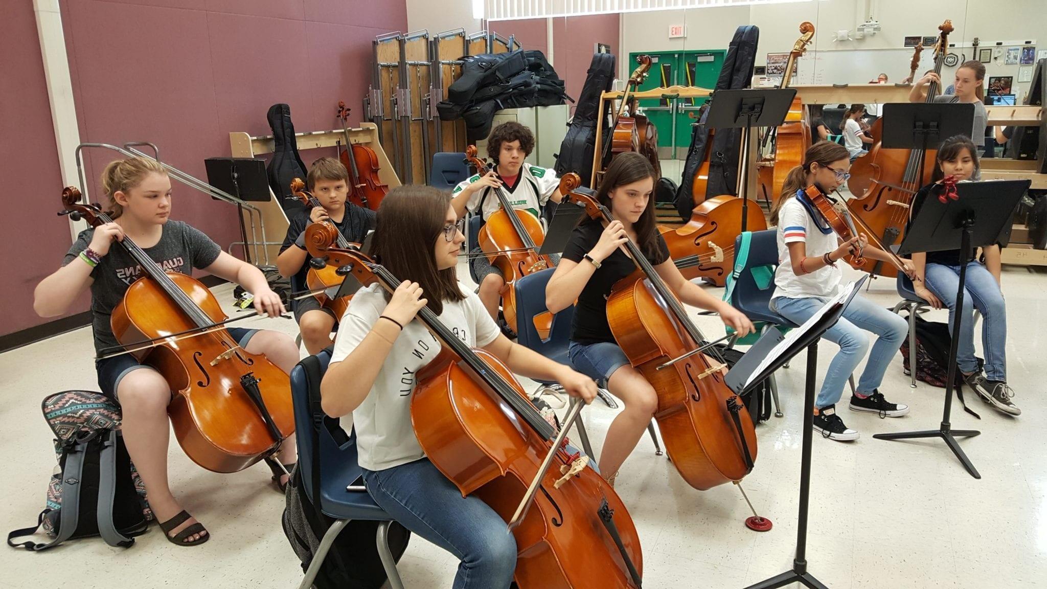 VVHS Musicians perform December 13