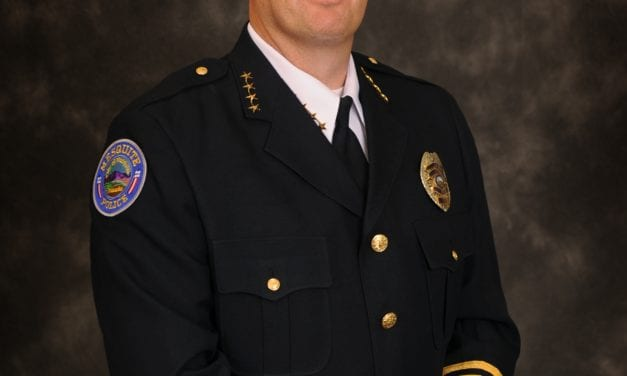 City of Mesquite Announces Retirement of Police Chief