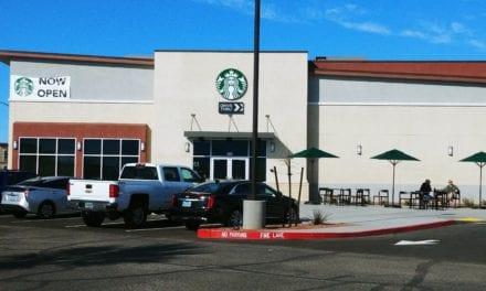 New Starbucks