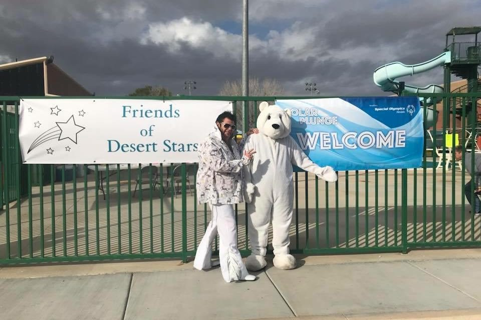SPECIAL OLYMPICS NEVADA TO HOST  MESQUITE POLAR PLUNGE ON FEBRUARY 2