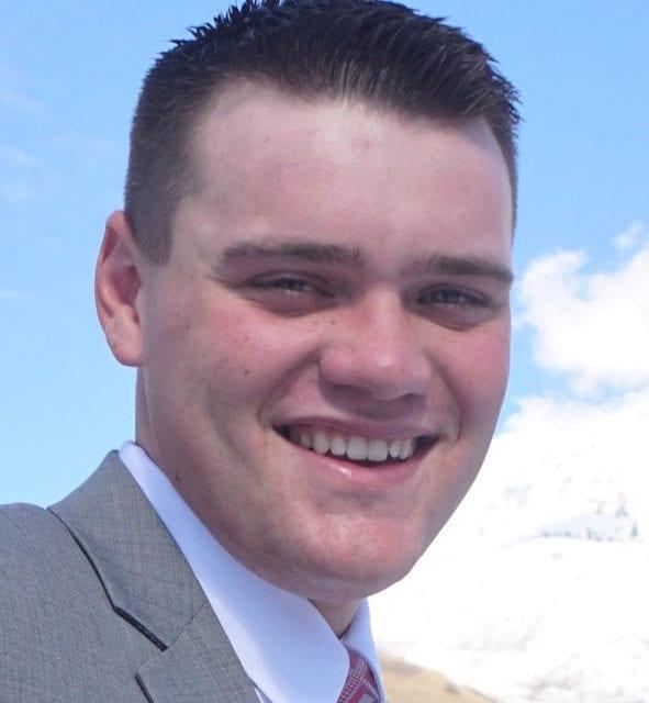 Elder Colton Mickelson