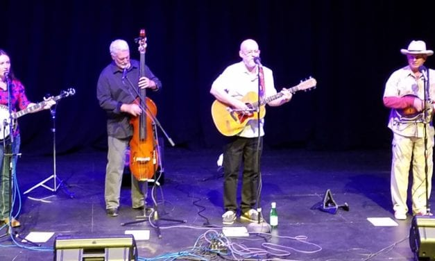 """Native Grass Band  """"In Concert"""" at the Mesquite Community Theater"""