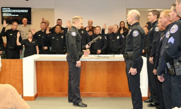 The Mesquite Police Department Welcomes Our New Police Chief