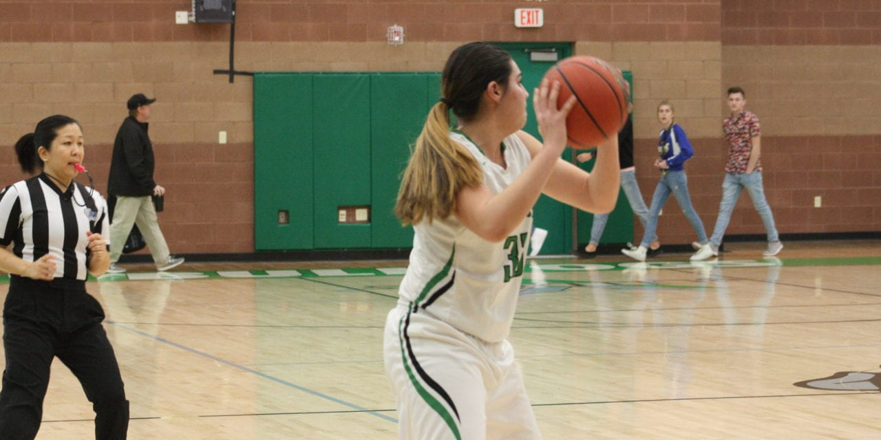 Lady Dogs, season ends abruptly with a 47-26 loss, to Pahrump