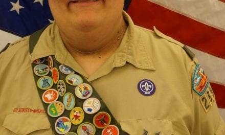 Eagle Scout Zachary West