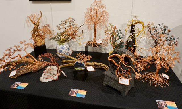 Artists' Showcase Exhibition Now Open at the Mesquite Fine Arts Gallery!