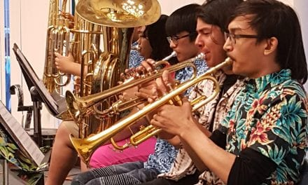 VVHS shows off talent at Tiki Time