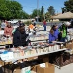 Book sale nets funds for reading program