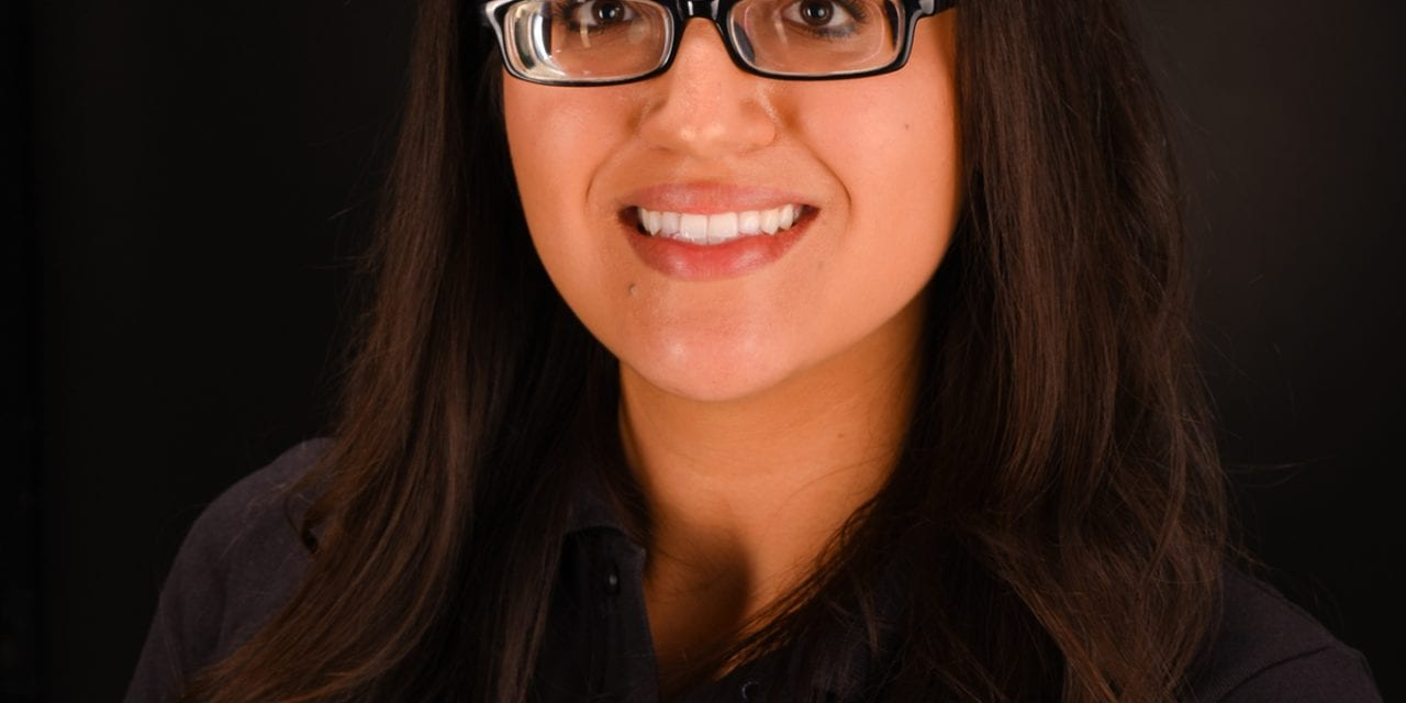 Rebekah Peoble Appointed New Student Regent