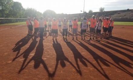 Mesquite Senior Games Women's Softball