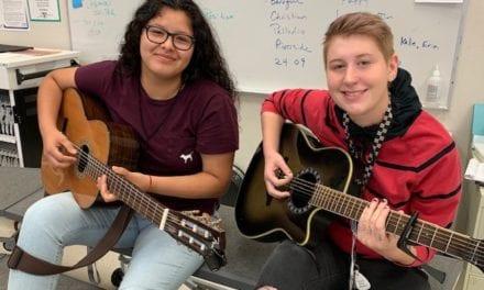 VVHS Seniors Give Musical Farewells