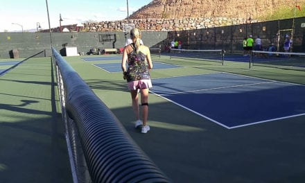 Public asks for more pickle ball courts