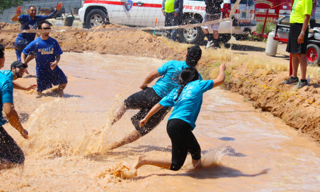 Rotary Club of Mesquite brings back Mudd Volleyball event