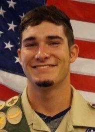 Tanner Rumell Reber, Eagle Scout