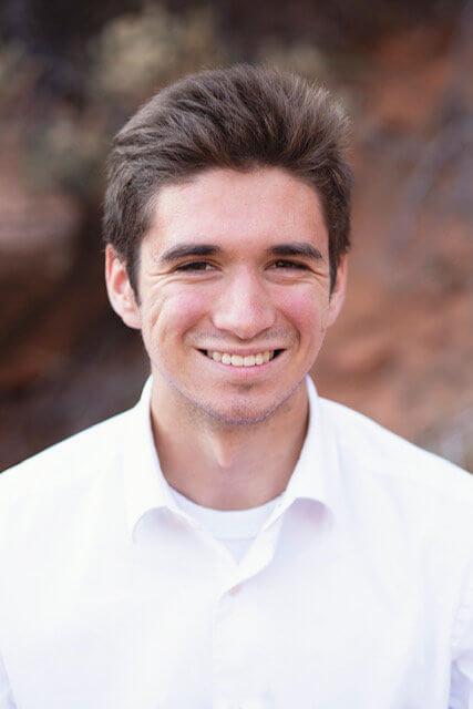 Elder Christian Spencer Martinez