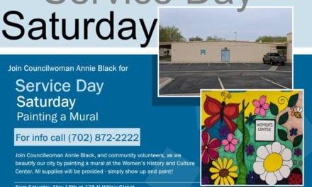 Service Day Saturday