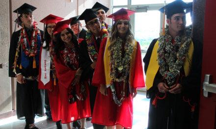 Their last High School day