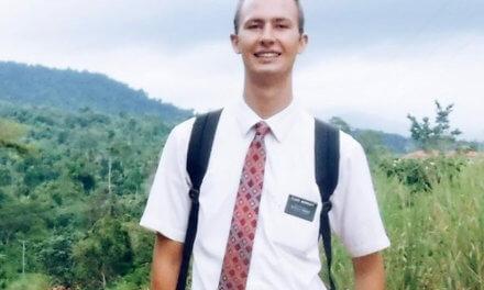 Elder Andrew Memmott