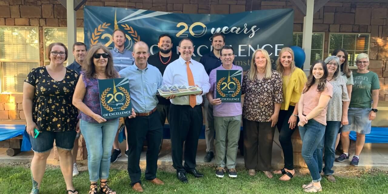 Local Law Firm celebrates 20 years