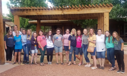 Bunkerville youth enjoy hiking/rafting trip