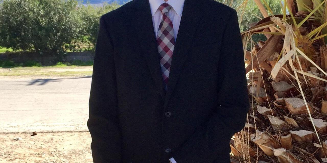 Elder Tyson Wilson