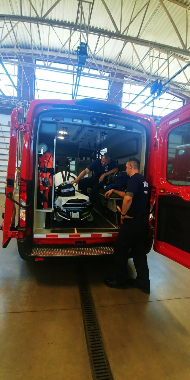 Mesquite Fire Department sees paradigm shift in workload