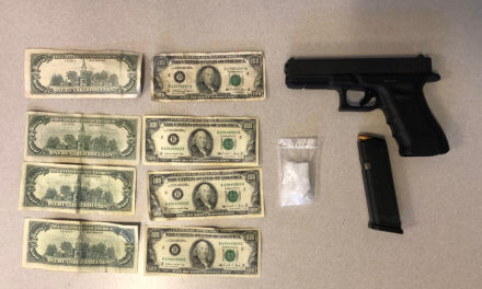 Mesquite Police Arrest Two on  Drug and Counterfeit Money Charges