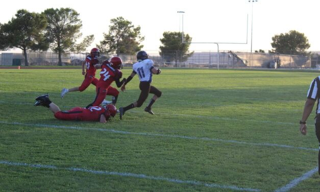 D-Backs struggle in opener against El Capitan