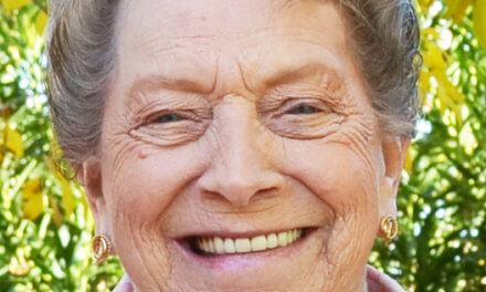 Beverly Joan McNulty (née Baird)-Obituary