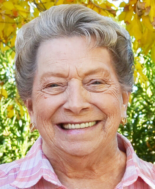 Beverly Joan McNulty (néeBaird)-Obituary