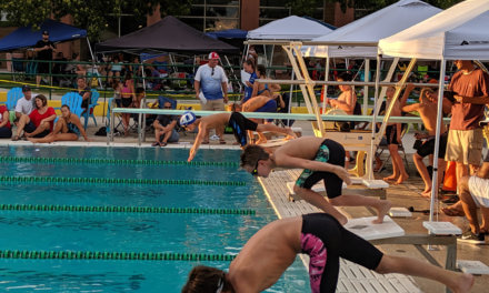 City of Mesquite Manta Rays go Back to Back and WIN TRI-State SWIM CHAMPIONSHIPS