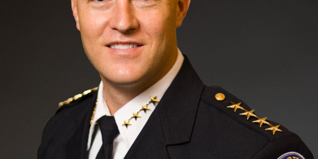 Chief Chesley Receives  International Recognition