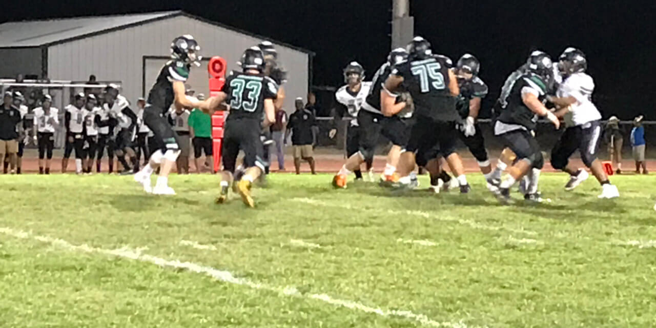 Spartans speed overcomes Bulldogs 42-24