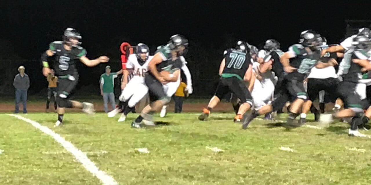 Bulldog defensive effort stops Eagles for 14-7 Victory