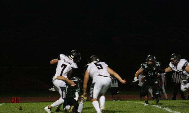 Bulldog defense shines in 20-0 shutout of Trojans
