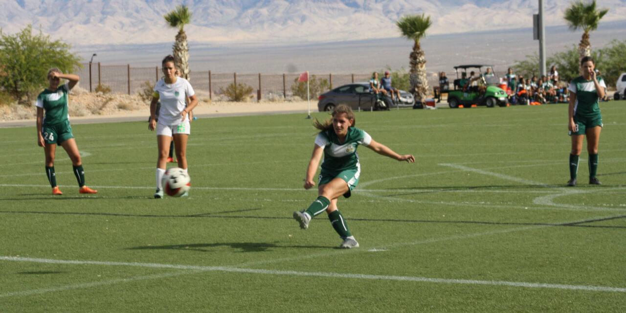 Brito 'Hat Trick' leads Lady Bulldogs over Bulls 6-0