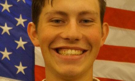 Jaxon Kazek received his Eagle Scout Award