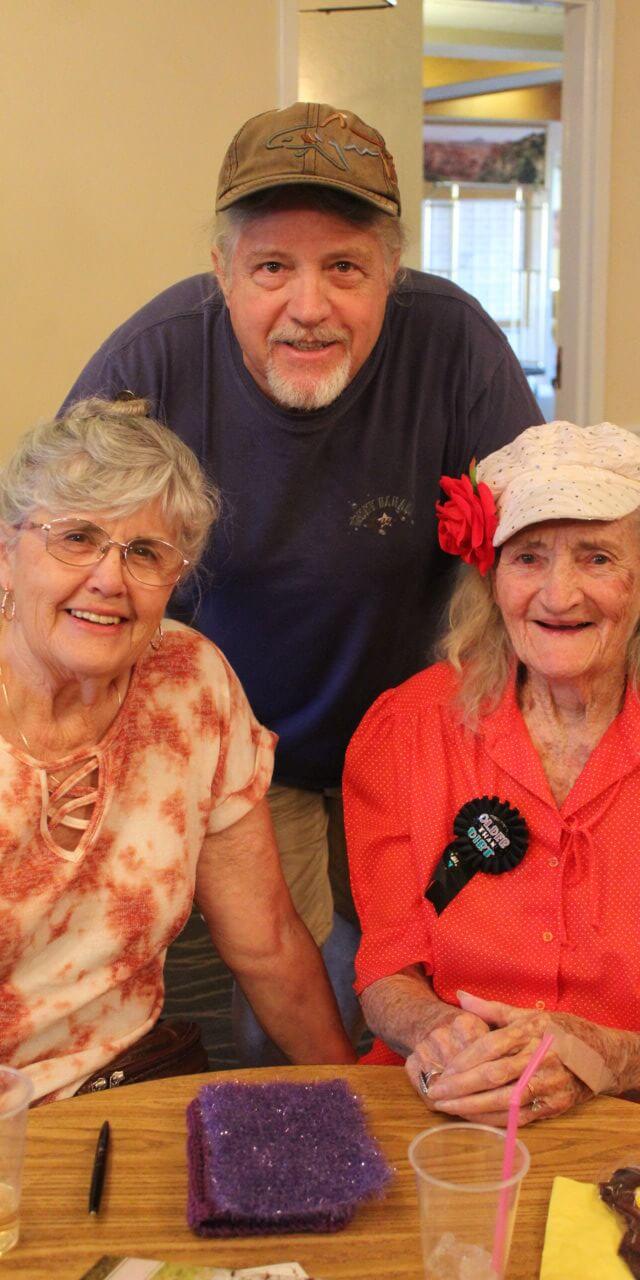 Ninety-eight years active