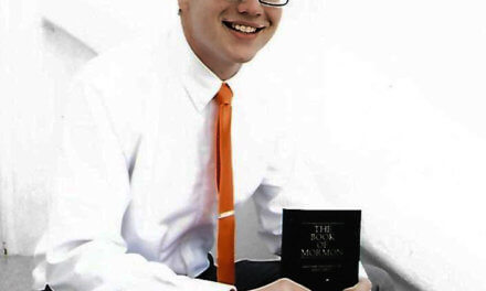 Elder Keith Hare Rushton