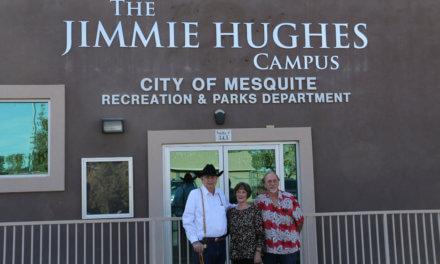 Jimmy Hughes Campus dedicated