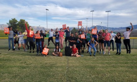 VVHS Band Marches to a New Beat