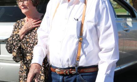 First Mesquite Mayor passes