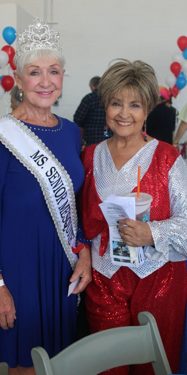 Hangar Dance Benefits Mesquite Veterans Center