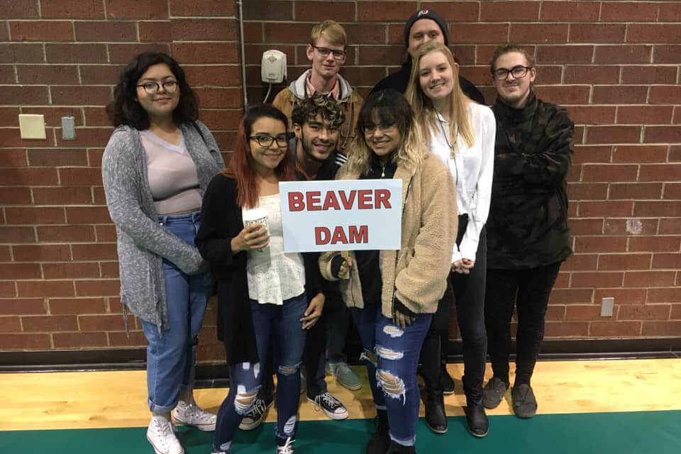 Beaver Dam places in Academic Olympics