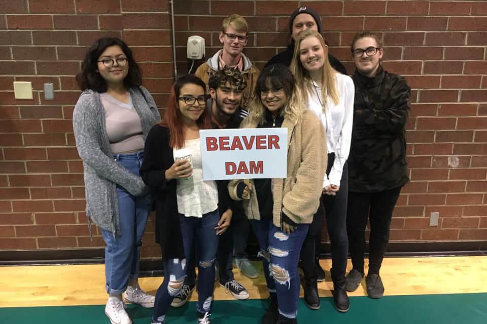 Beaver Dam places in Academic Olympics