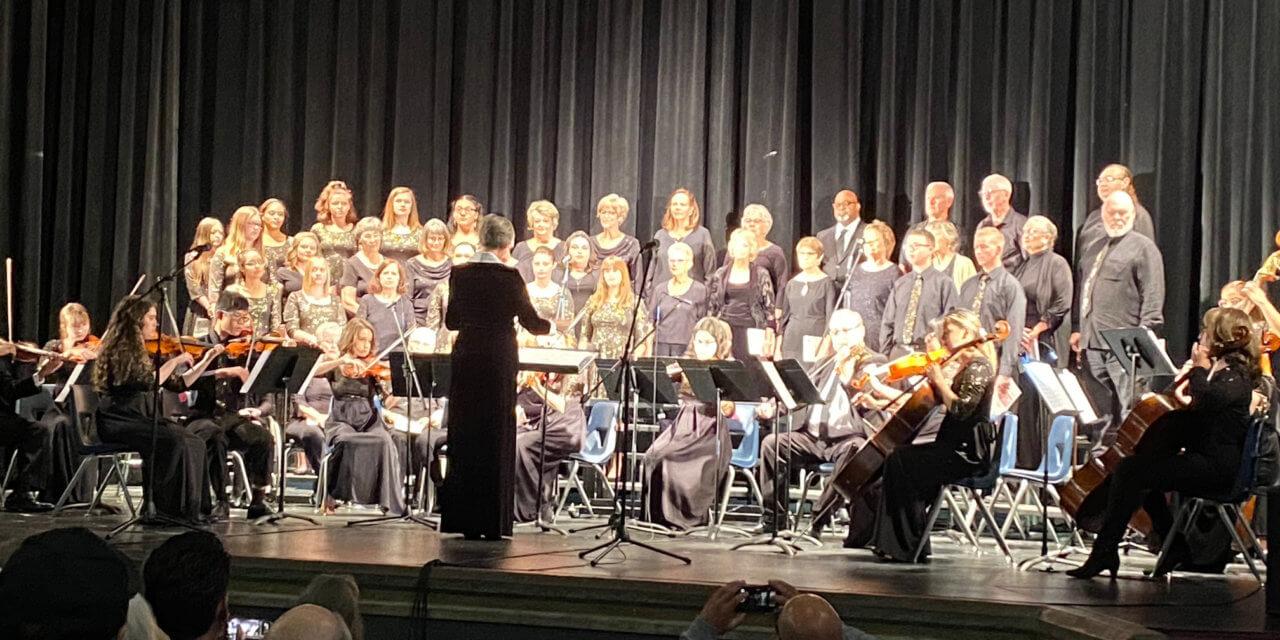 Handel's Messiah is highlight of Baroque concert