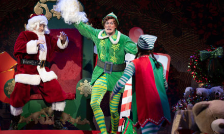 Elf the Musical at Tuacahn