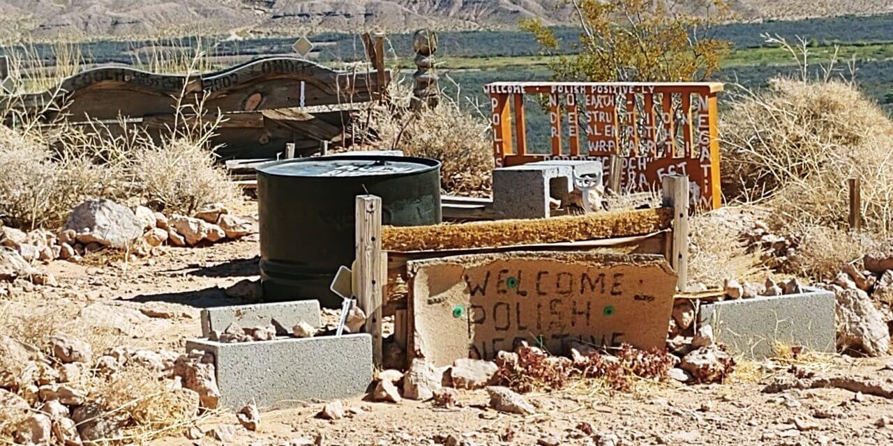 Desert Negatives