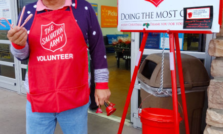 The Salvation Army wants you